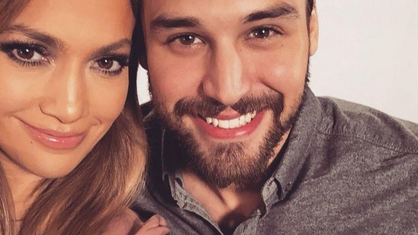 Jennifer Lopez und Ryan Guzman