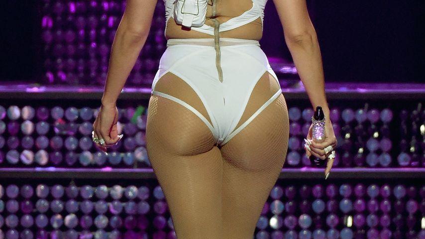 Jennifer Lopez' pralle Kurven: Dieser Knack-Po ist schon 46!