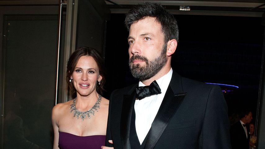 Jennifer Garner und Ben Affleck beim Governors Ball 2013