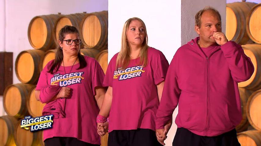 """Jenny, Annika und Michael, Kandidaten bei """"The Biggest Loser"""""""