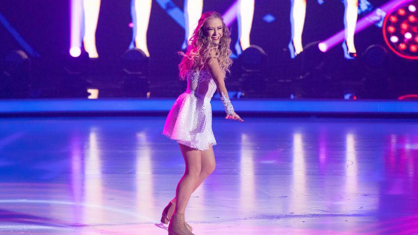 """Jenny Elvers ist nach """"Dancing on Ice""""-Exit ziemlich gefasst"""