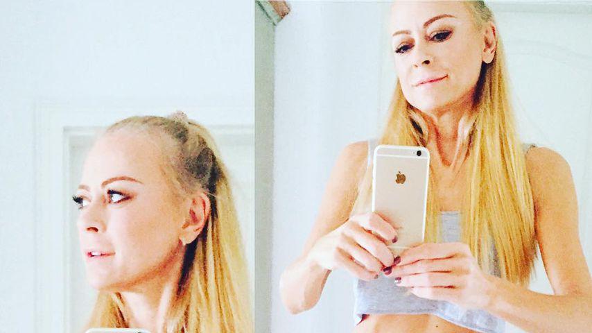 """""""Du musst mehr essen"""": Fans in Sorge um Jenny Elvers"""