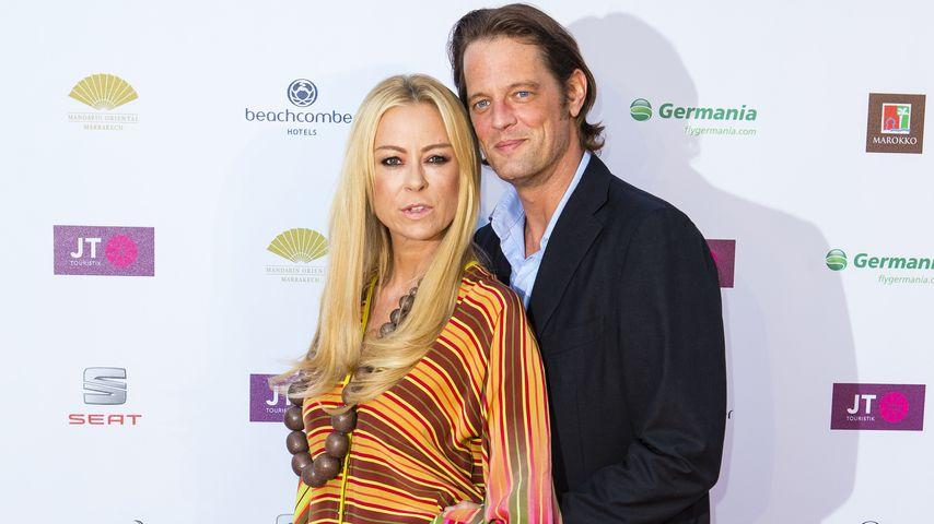 Jenny Elvers und Steffen von der Beeck bei Pink Garden JT Touristik
