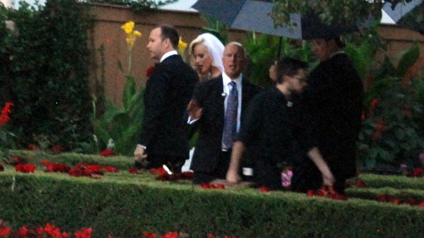 Jenny McCarthy: 1. Bilder der Hochzeit mit Donnie!