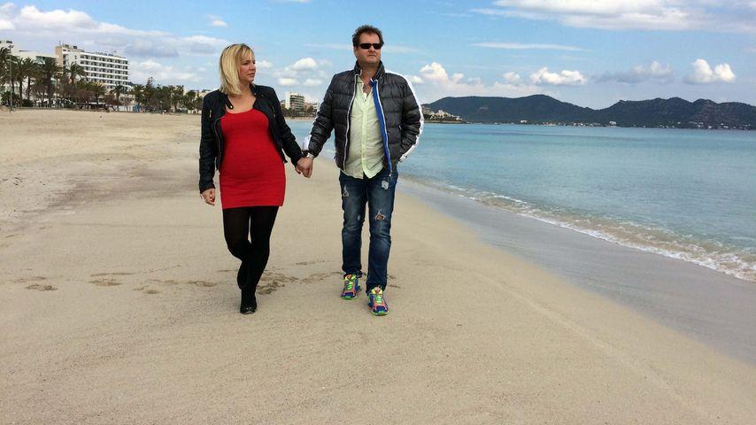 Was wird's? Mallorca-Jens plaudert Zwillings-Geschlecht aus