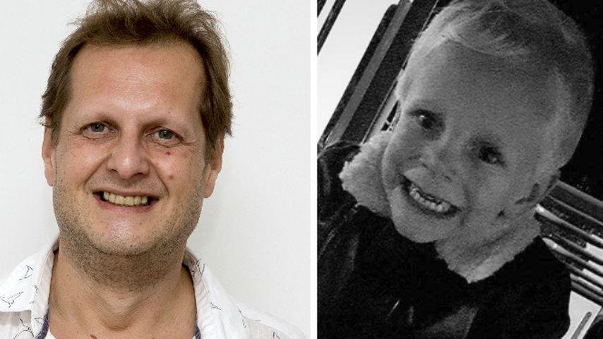 Collage: Jens Büchner und sein Sohn Diego Armani Büchner