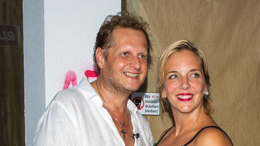 Jens und Daniela Büchner in Cala Millor