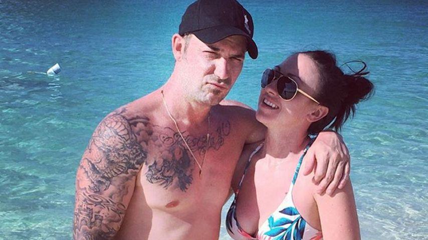 Jeremy Bieber und seine Ehefrau Chelsey