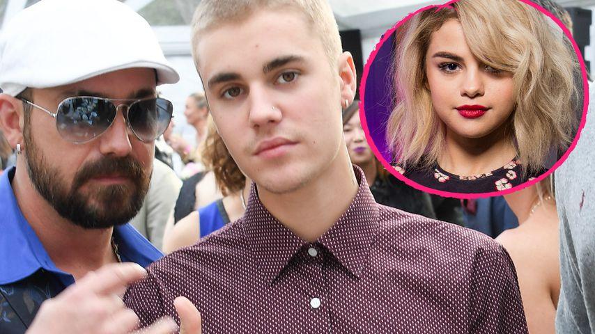 """""""Kampf um Beziehungen"""": Meint Biebs damit Papa UND Selena?"""