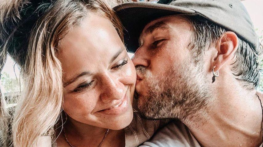 Yvonne Pferrer und Jeremy Grube, Social-Media-Stars