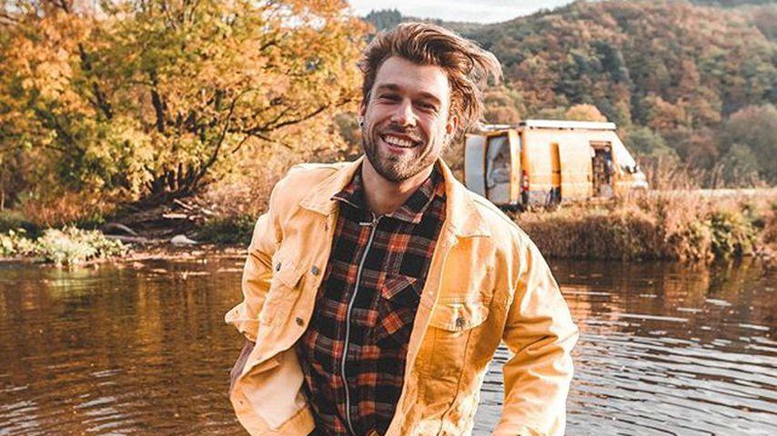 Jeremy Grube im Oktober 2018