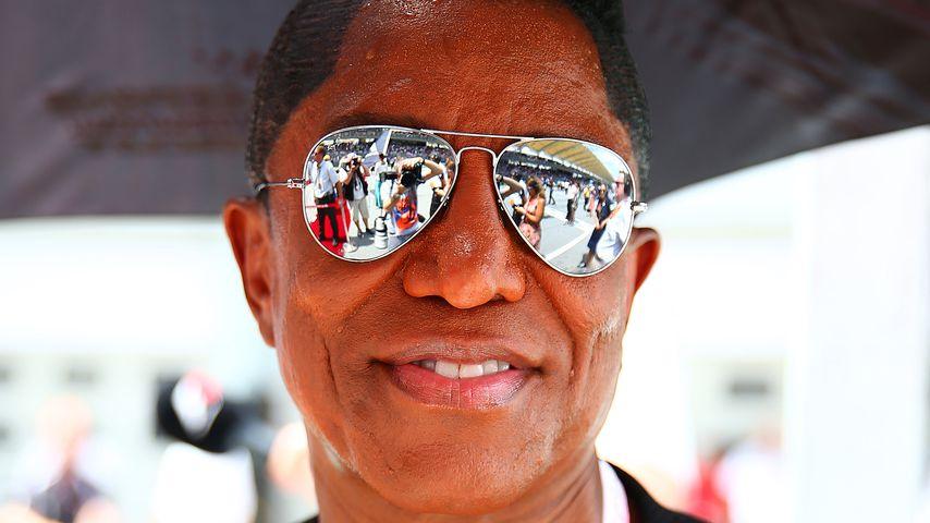 Jermaine Jackson im März 2015