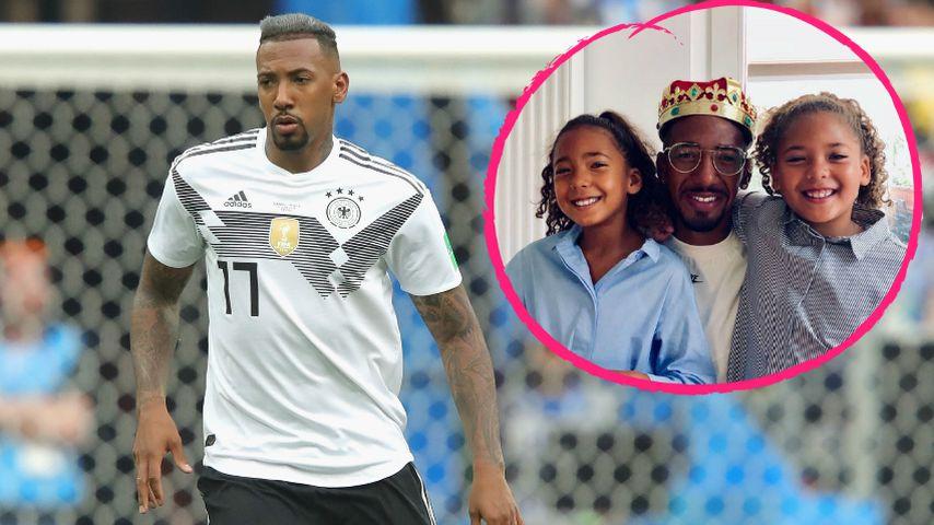 Wegen Rassismus: Jérôme Boateng in Sorge um seine Kinder!