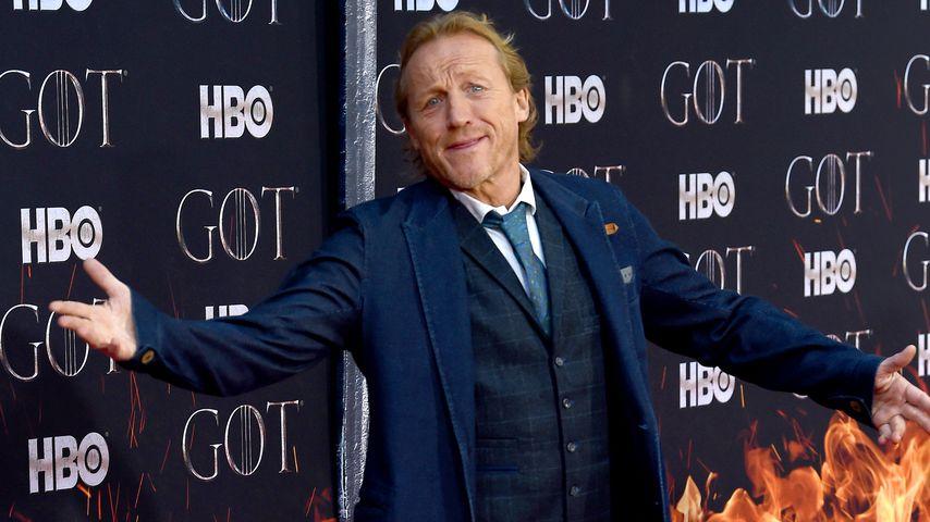 """""""Game of Thrones""""-Star Jerome Flynn auf der Premierenfeier im April 2019"""