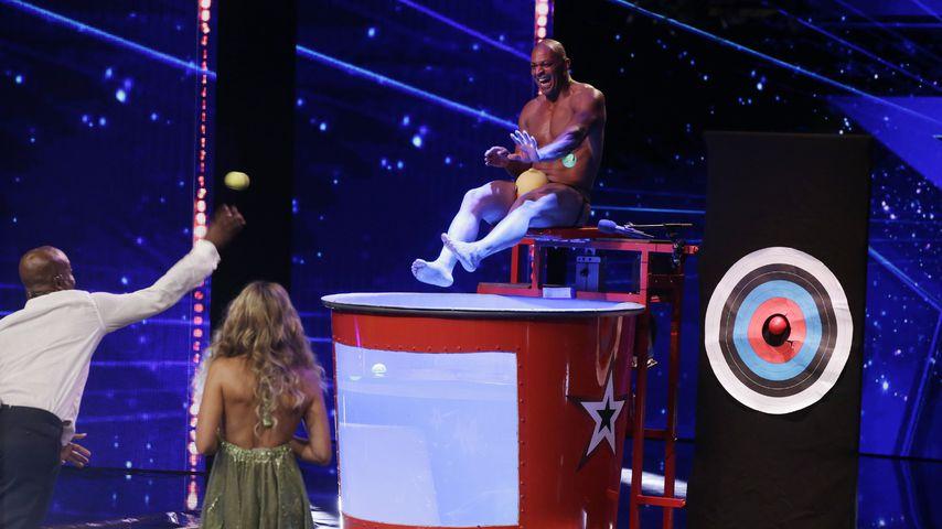 """Jesse Fischer bei """"Das Supertalent"""" 2018"""