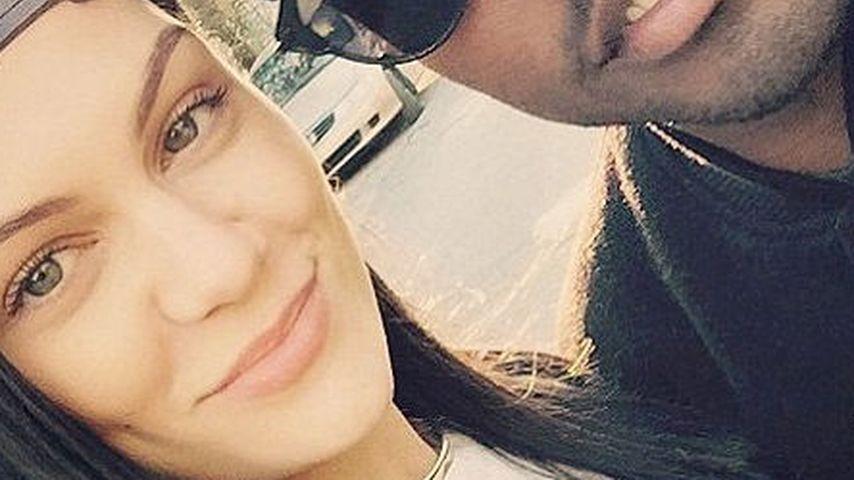 Süßer Fotobeweis: Er ist Jessie J's neue Liebe!