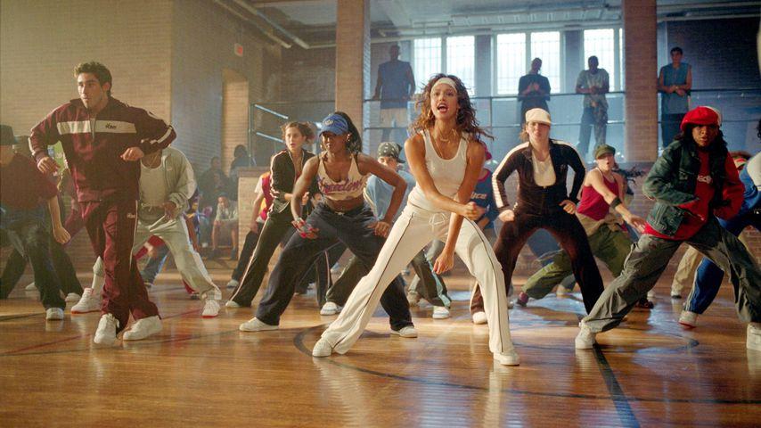"""Jessica Alba in einer """"Honey""""-Filmszene"""