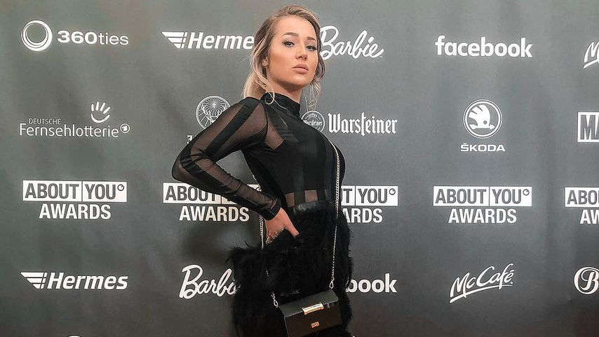 Jessica Fiorini bei den About You Awards 2019