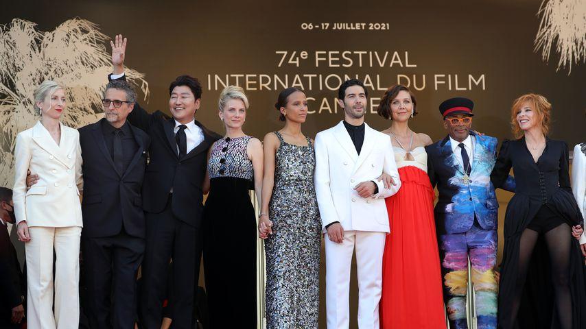 Mitglieder der Jury der Filmfestspiele von Cannes