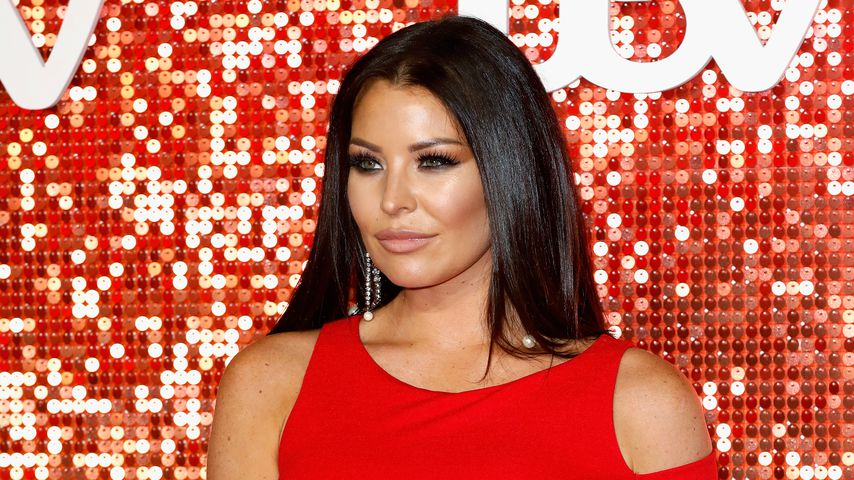 Jessica Wright bei der ITV Gala in London