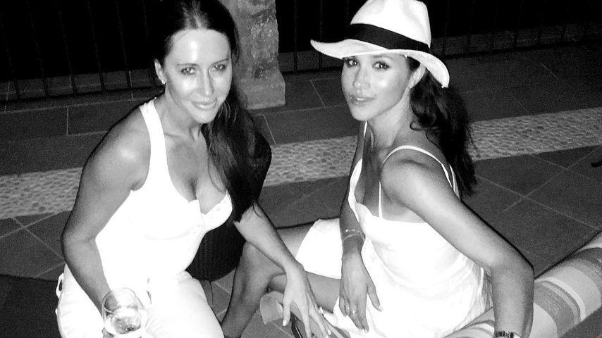 Jessica Mulroney und Meghan Markle in Italien
