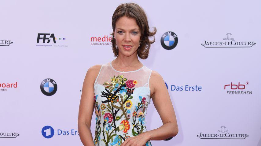 Jessica Schwarz beim Deutschen Filmpreis 2016