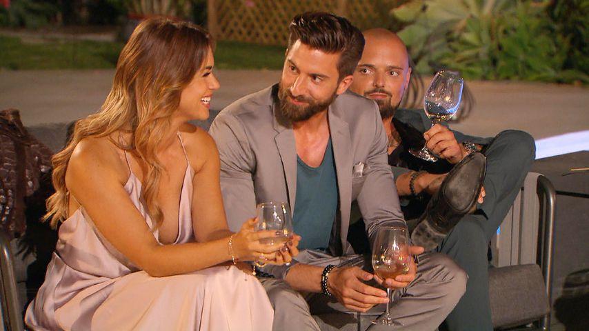 Date mit Bachelorette: Kuschelt sich Sebastian ins Finale?