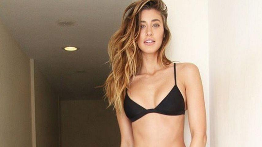 Model Jessica Serfaty