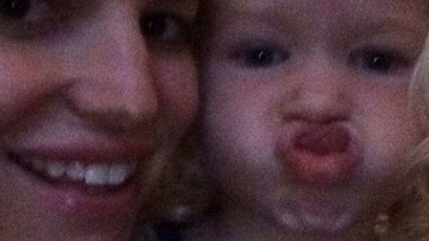 Jessica Simpson: Familien-Pics als wirksame PR?