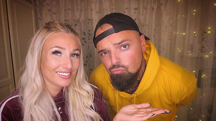 Reality-TV-Stars Jessica und Nik Schröder
