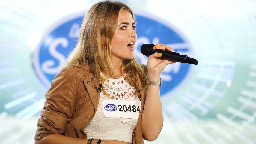 Jessica Zaczyk bei DSDS 2020