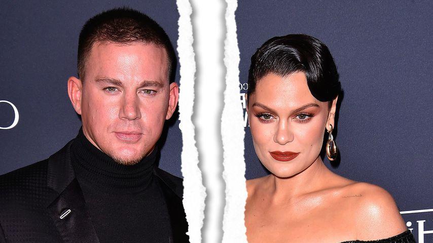 Nach Reunion: Channing Tatum und Jessie J wieder getrennt?