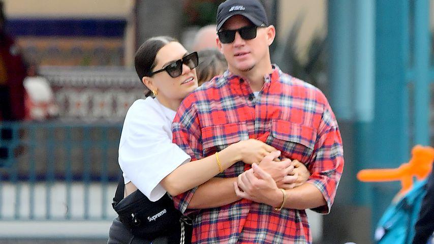 Jessie J und Channing Tatum, Mai 2019