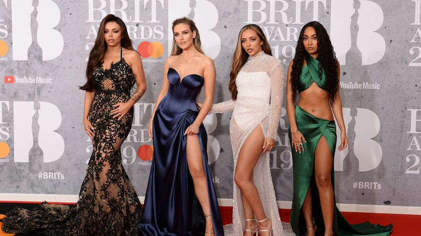 Little Mix bei den Brit Awards 2019