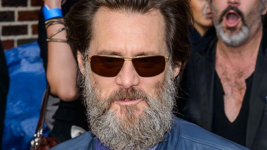 Stummer Schmerz: Jim Carrey trauert mit Cathrionas Familie