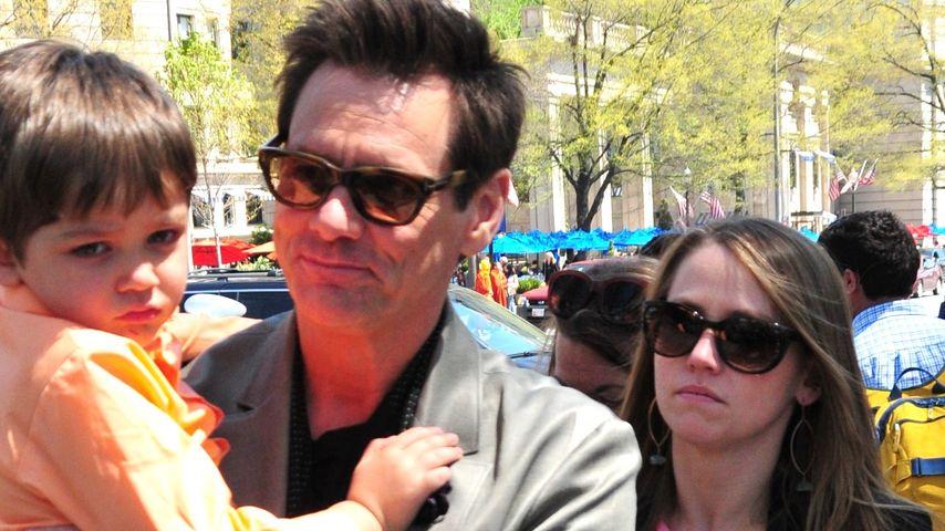 Mal ganz anders: Jim Carrey als liebevoller Opa