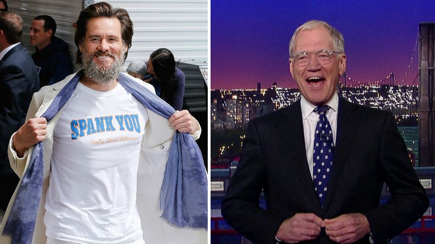 Standing Ovations & Star-Auflauf bei Lettermans letzter Show
