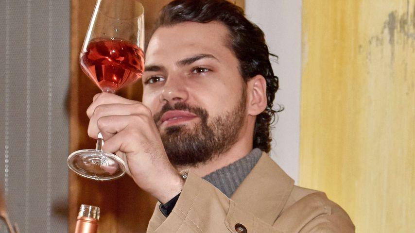 Erster eigener Wein: Jimi Blue Ochsenknecht stolz wie Oscar