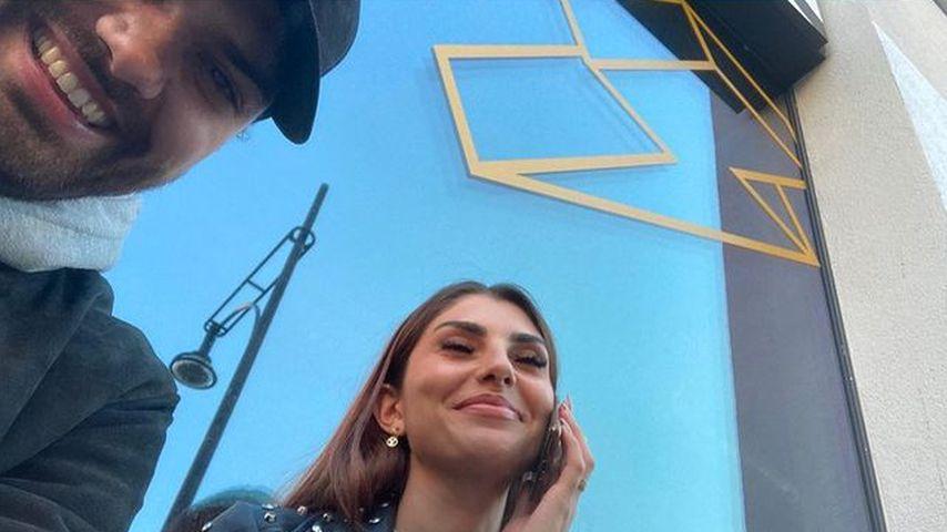 Erinnerung: Yeliz Koc teilt Foto von erstem Date mit Jimi