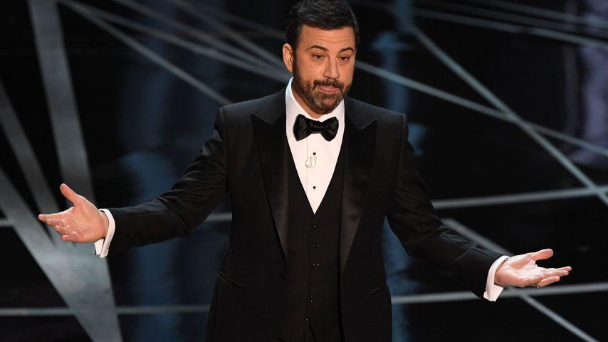Stimmungsaufheller: Jimmy Kimmels beste Oscar-Lacher