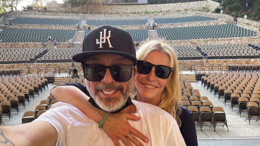 Jo Koy und Chelsea Handler, September 2021