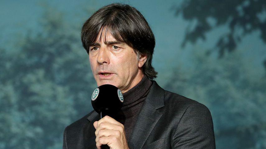 Joachim Löw im September 2019 in Frankfurt