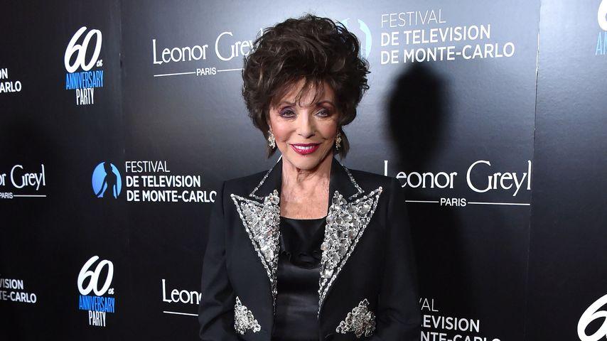 Hollywood-Star Joan Collins