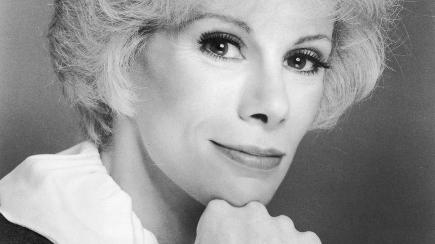 TV-Lady Joan Rivers in den 1960er Jahren