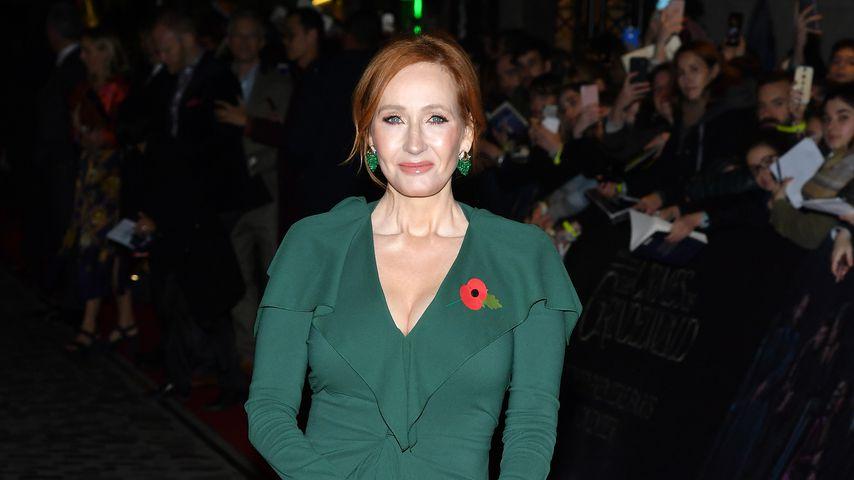 Bestsellerautorin Joanne K. Rowling