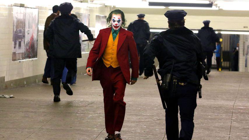 """Am Set von """"Joker"""": Statisten mussten auf Gleise pinkeln!"""