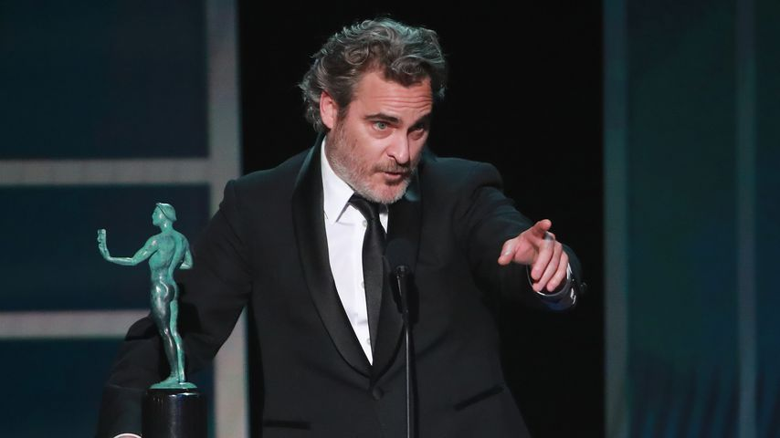 Joaquin Phoenix bei den Screen Actors Guild Awards 2020