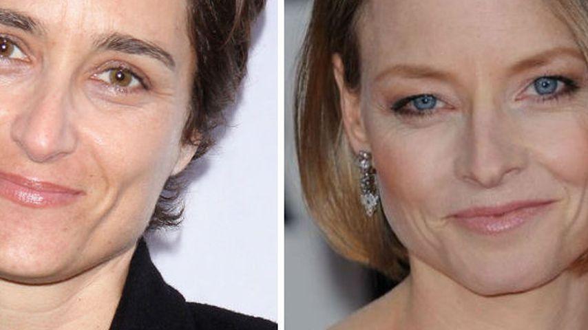 Happy: Jodie Foster hat ihre Alexandra geheiratet!