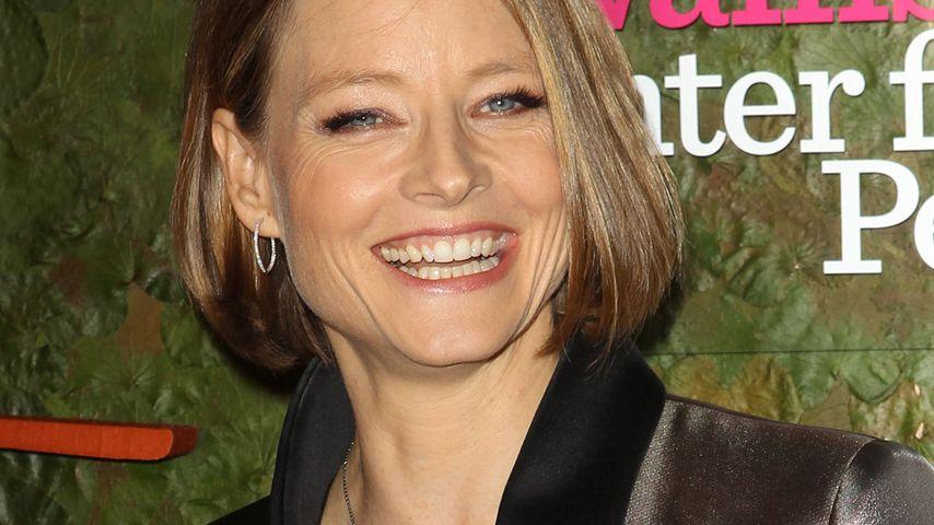 Nach Hochzeit: Jetzt will Jodie Foster ein Baby