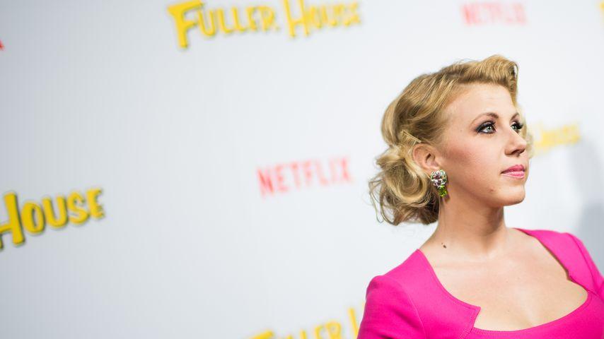 """""""Full House""""-Jodie Sweetin: Einbrecher auf ihrem Dach"""